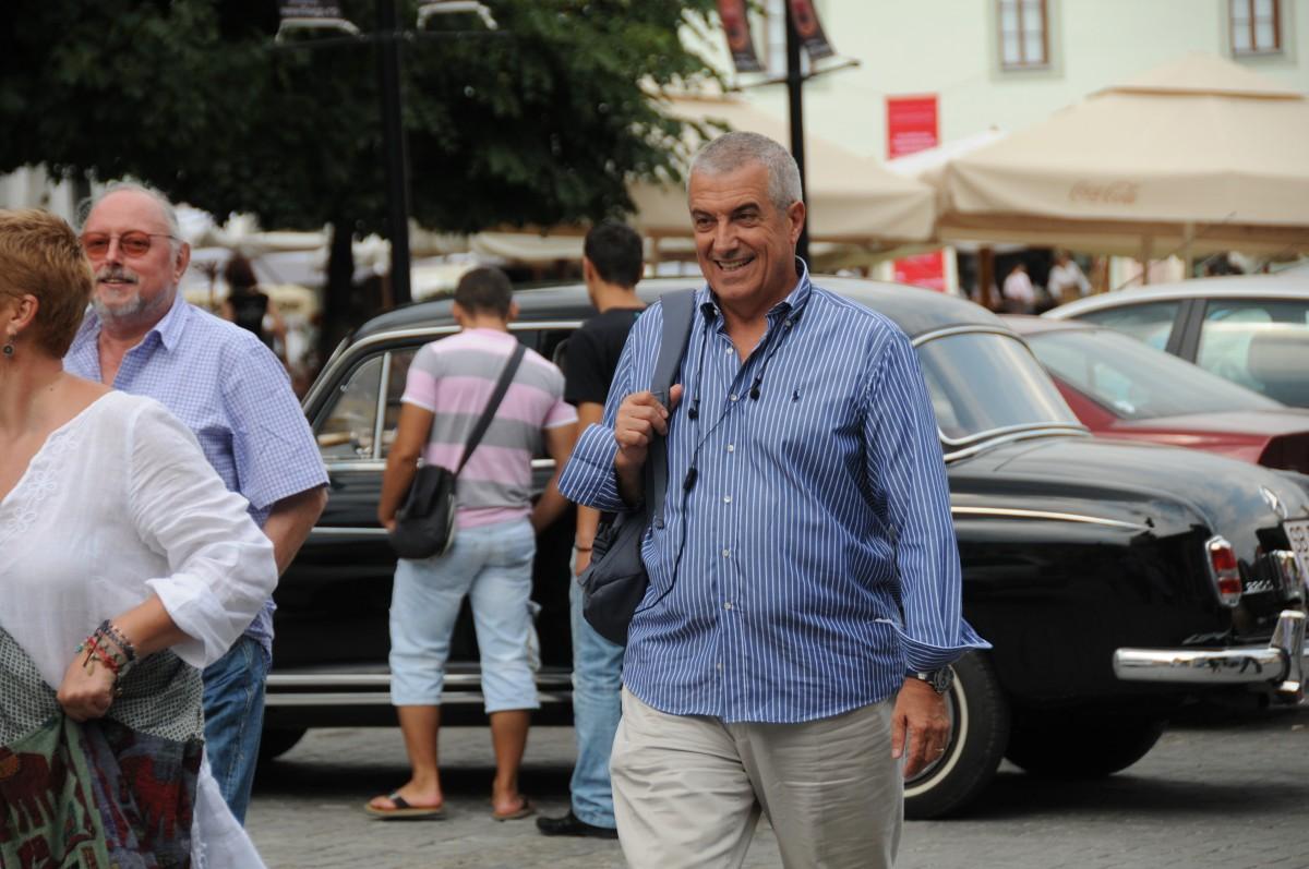 DNA: Călin Popescu Tăriceanu este urmărit penal pentru mărturie mincinoasă și favorizarea infractorului