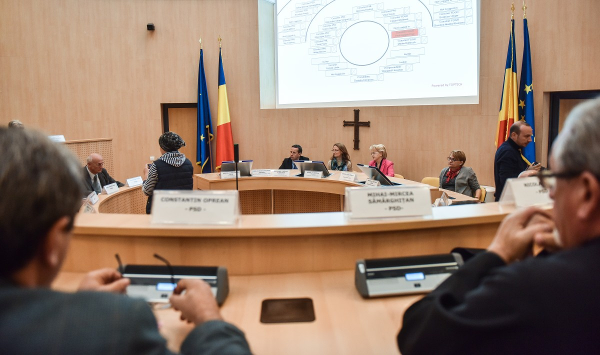 Concursul pentru postul de secretar al județului: a mai rămas un singur candidat