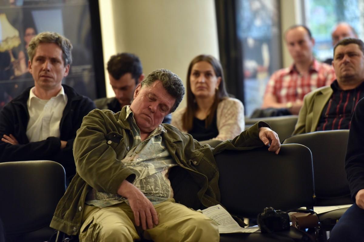 ACTUALIZARE-Bărbatul prins beat la volan este Konstantin Schmidt, fostul director al Festivalului de Jazz