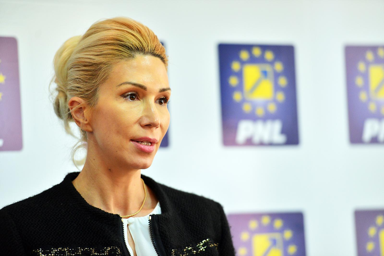 Turcan: Nu intenționez să candidez în momentul de față la președinția partidului. Candidez cu siguranță în Sibiu
