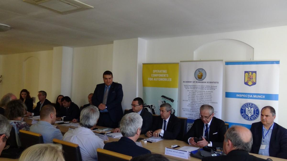 """Proiectul AVE - Asta Vreau Eu, la Universitatea """"Lucian Blaga"""" din Sibiu"""
