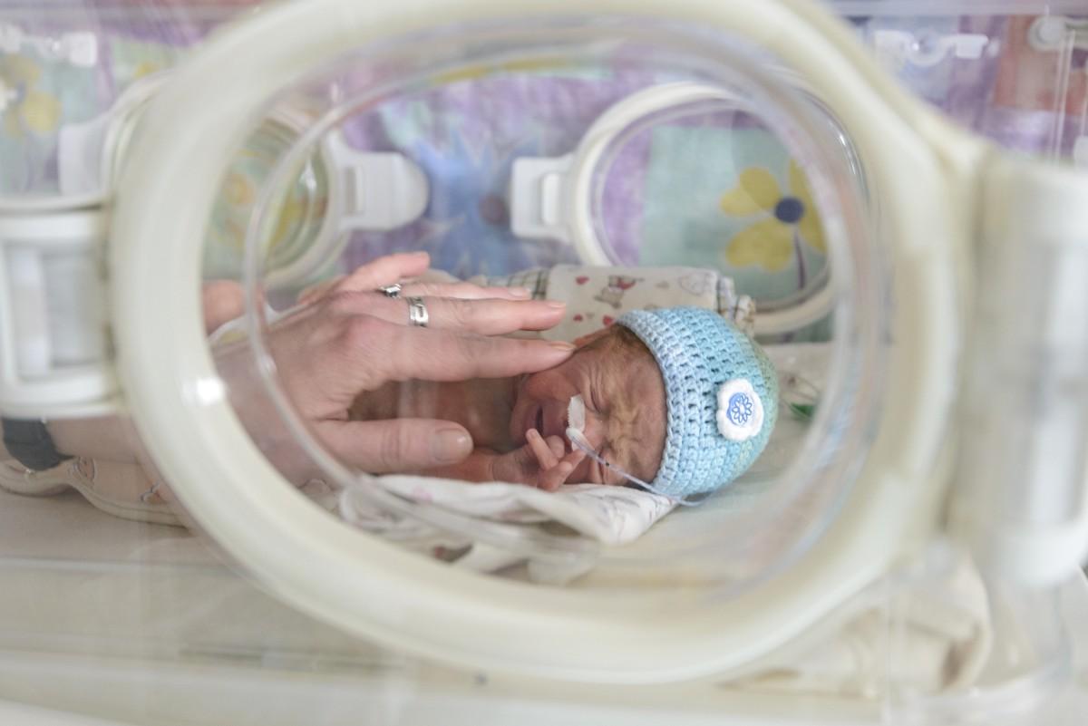 Aparatură nouă pentru cei mai mici pacienți ai Spitalului Județean Sibiu
