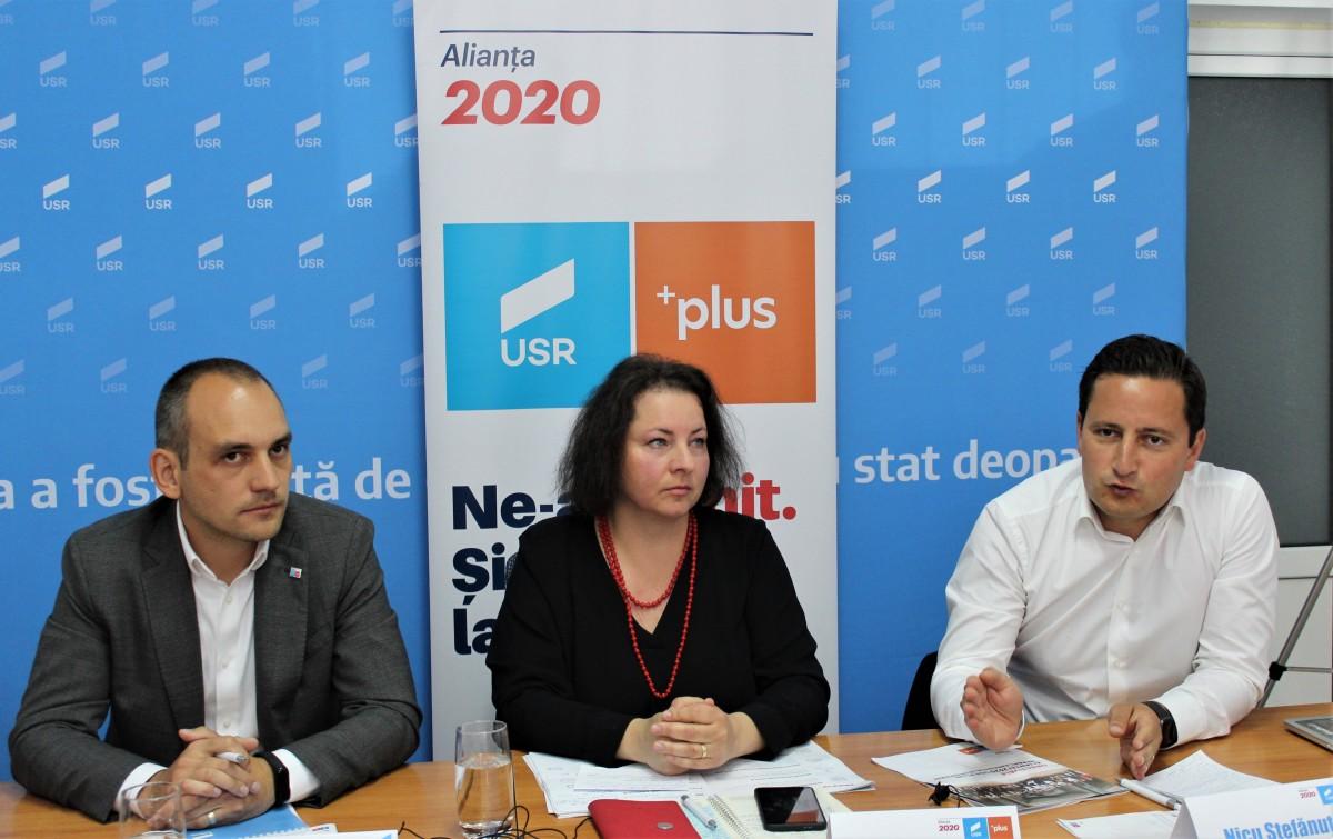 Obiectivele candidaților sibieni de pe lista USR PLUS: revitalizarea agriculturii românești și aderarea la Schengen