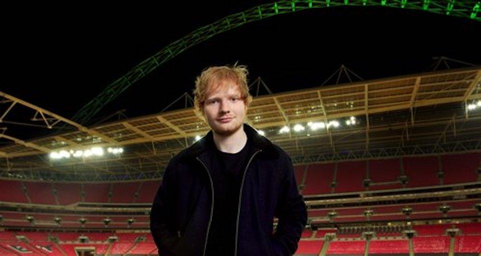 Ed Sheeran vine în România și concertează pe Arena Națională