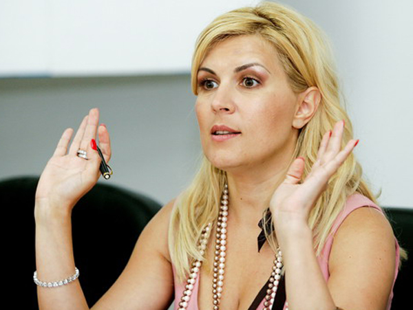 Elena Udrea, la DNA: Exclus să plătesc o cauțiune de cinci milioane de lei