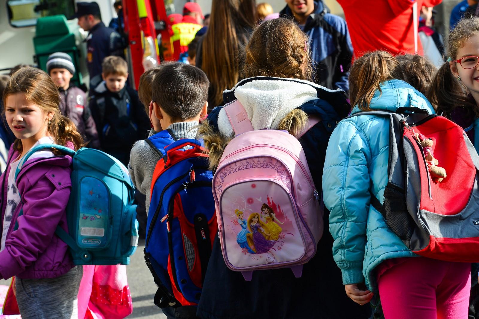 30% dintre preșcolarii înscriși la testul de germană au picat