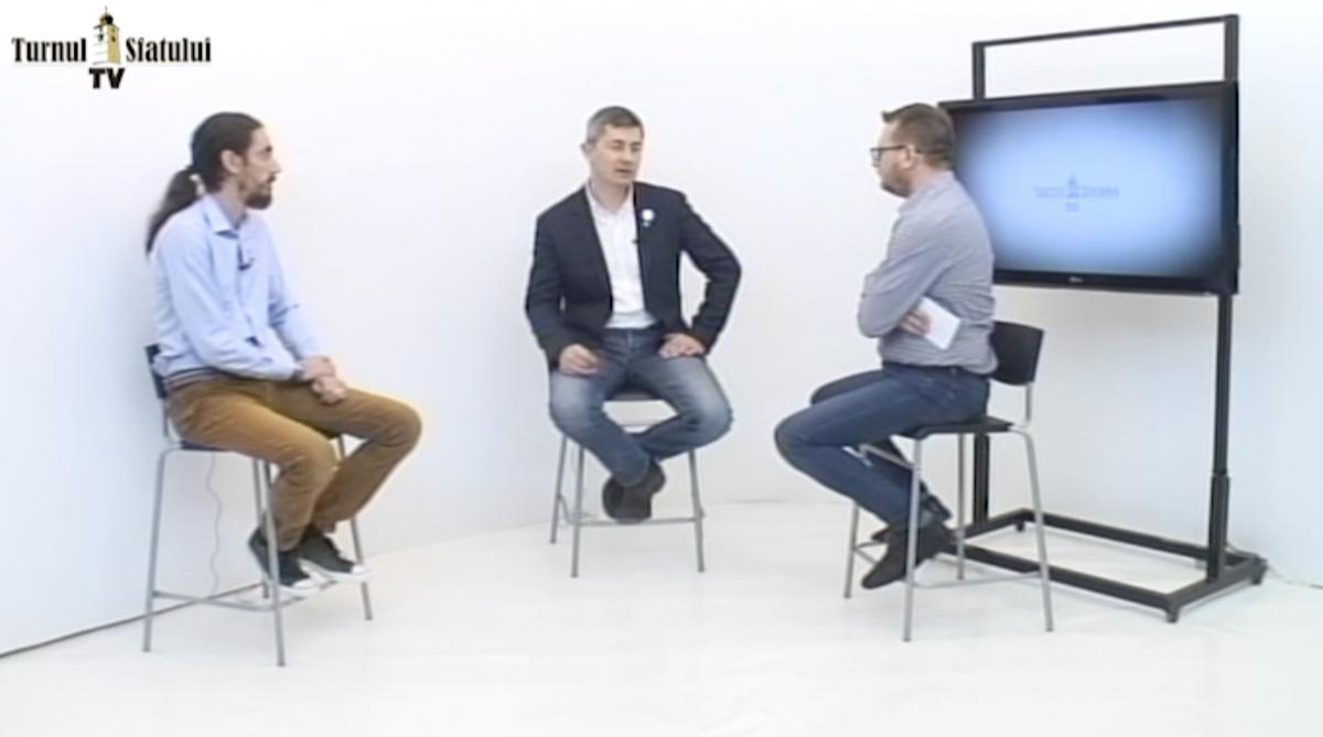 """TSTV. Dan Barna: """"Dacă la Sibiu suntem sub PSD, plec acasă și redevin consultant"""""""