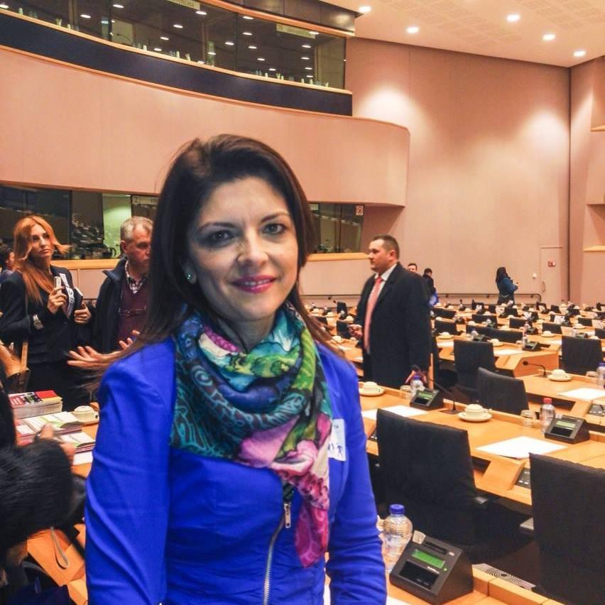 Diana Popa, candidatul MP la Primăria Sibiu