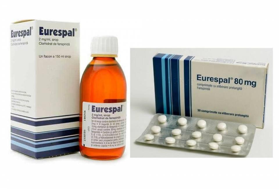 Eurespal, unmedicament împotriva tusei pe care medicii îl recomandă inclusiv copiilor a fost retras de la vânzare