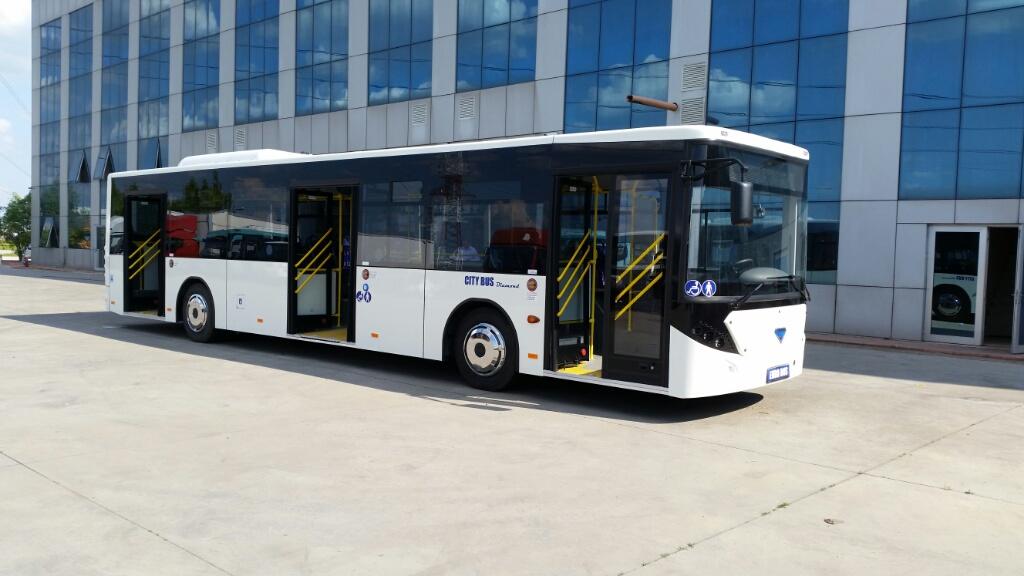 Primăria Sibiu a semnat contractul de achiziție pentru încă 10 autobuze noi