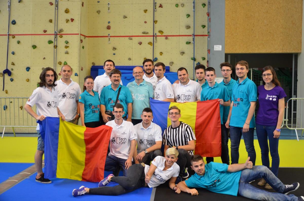 Studenții ULBS au obținut o performanță istorică pentru România, în Franța