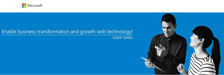 Pe 22 noiembrie alătură-te comunității Microsoft pentru o zi dedicată transformării digitale (P)