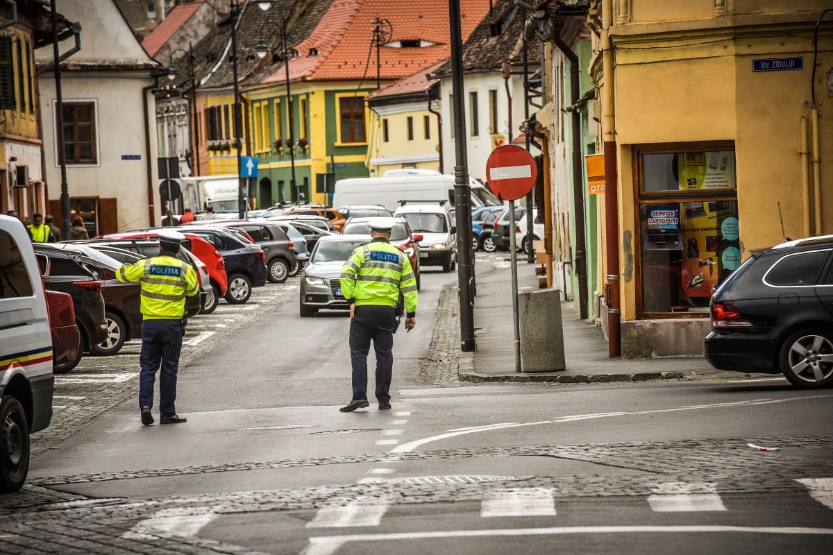 Numărul infracțiunilor în Sibiu continuă să crească. Ce soluții areIPJ?