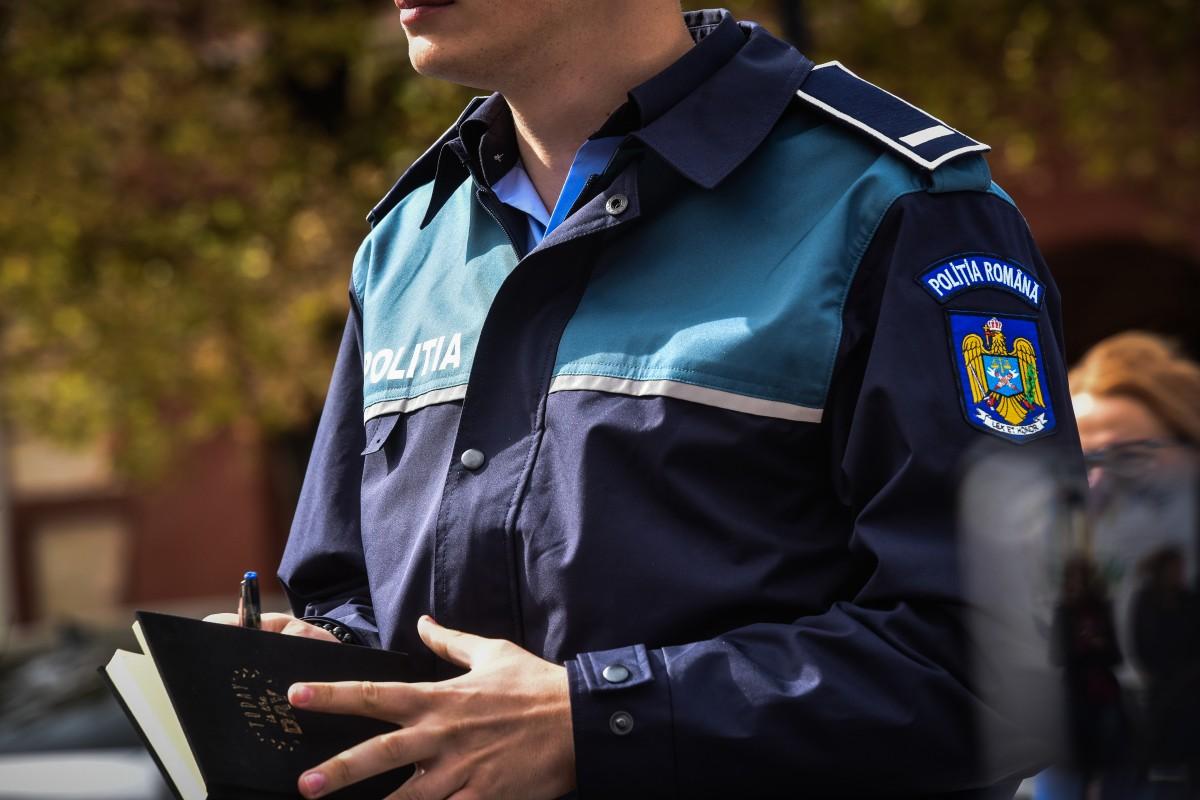 Vrei să devii polițist? IPJ Sibiu face recrutări
