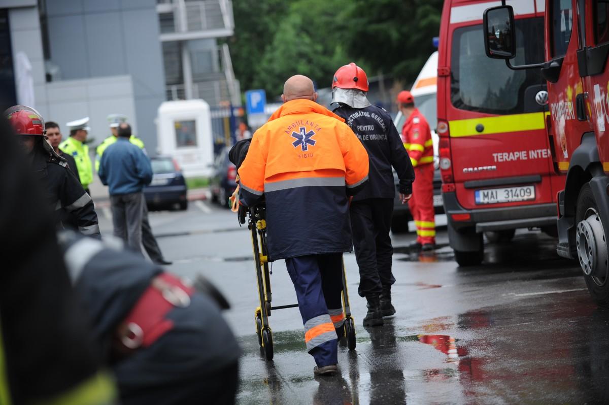 Context NATO: cum ar putea reacționa medicina sibiană la dezastre și catastrofe naturale