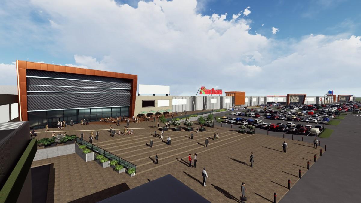 Sibiu Shopping City anunță pregătirile pentru inaugurarea noului etaj