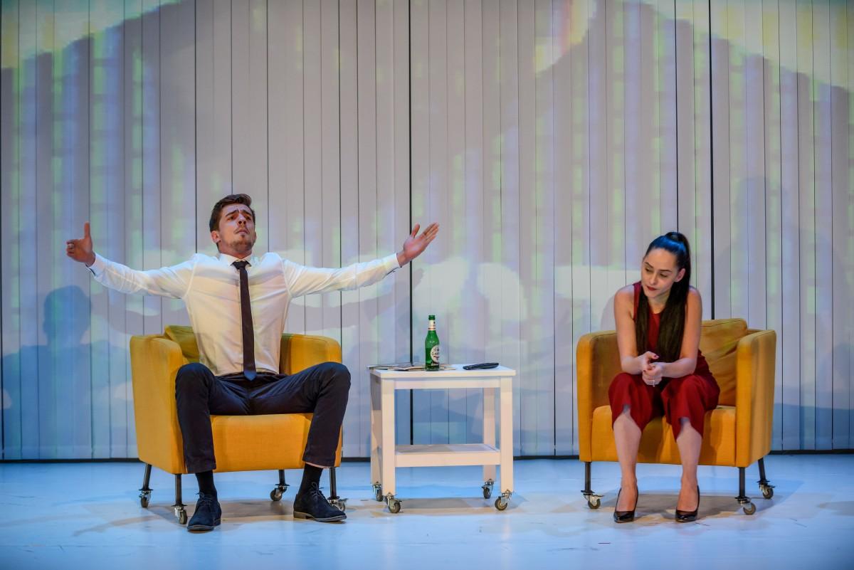 """Actorii sibieni au jucat pe scena din Varșovia """"Familii"""""""