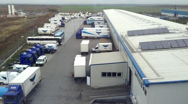 FAN Courier investește într-un nou hub central. Oscilează între Sibiu și Cluj-Napoca