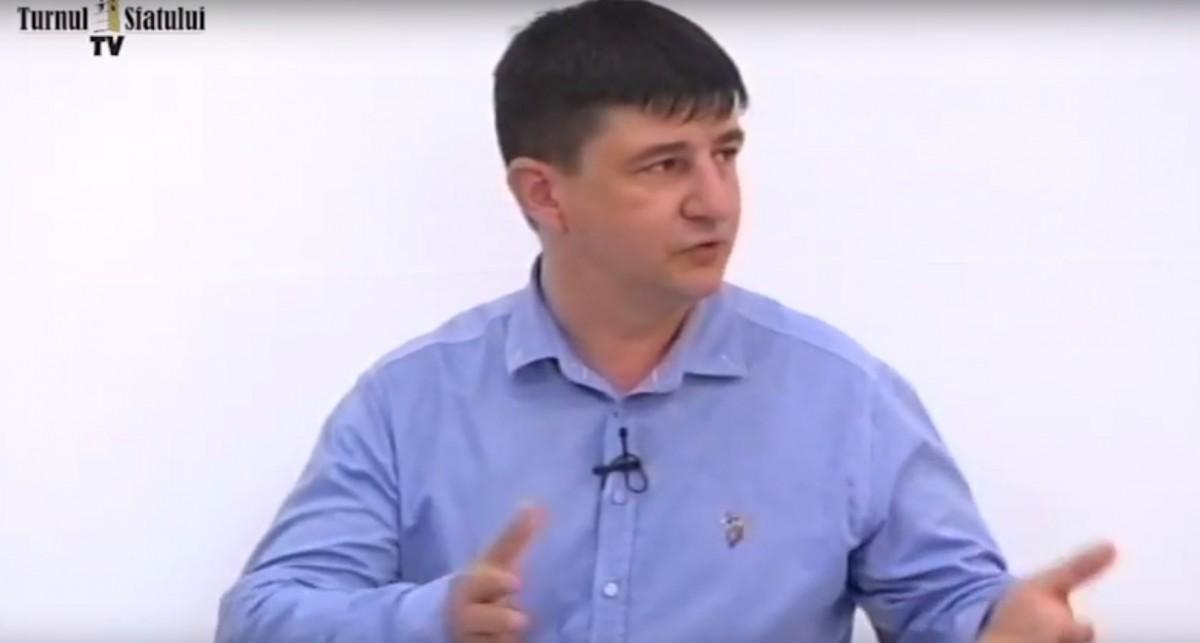 Ciprian Faraon, exclus din PNL Sibiu