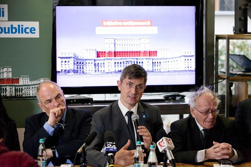 """Şora, Liiceanu și Dan Grigore, membri în comitetul de iniţiativă al campaniei """"Fără penali în funcţii publice"""""""