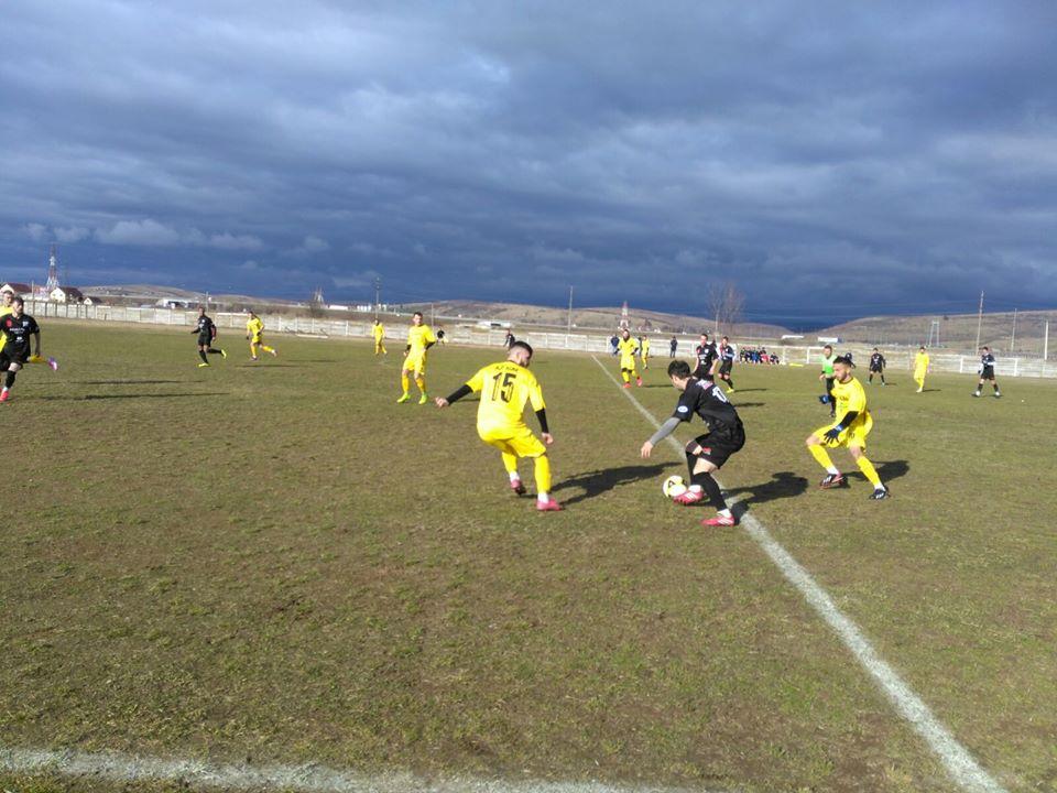 FC Hermannstadt a pierdut și meciul revanșӑ cu Sebeșul