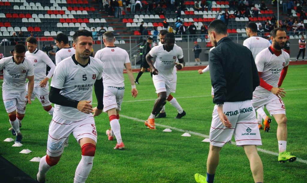 Mesajul polițiștilor sibieni pentru fanii care merg la meciul FC Hermannstadt