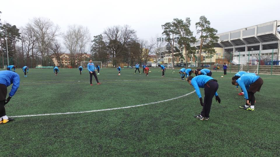 FC Hermannstadt a câștigat primul amical al iernii, împotriva unei echipe de Liga 1