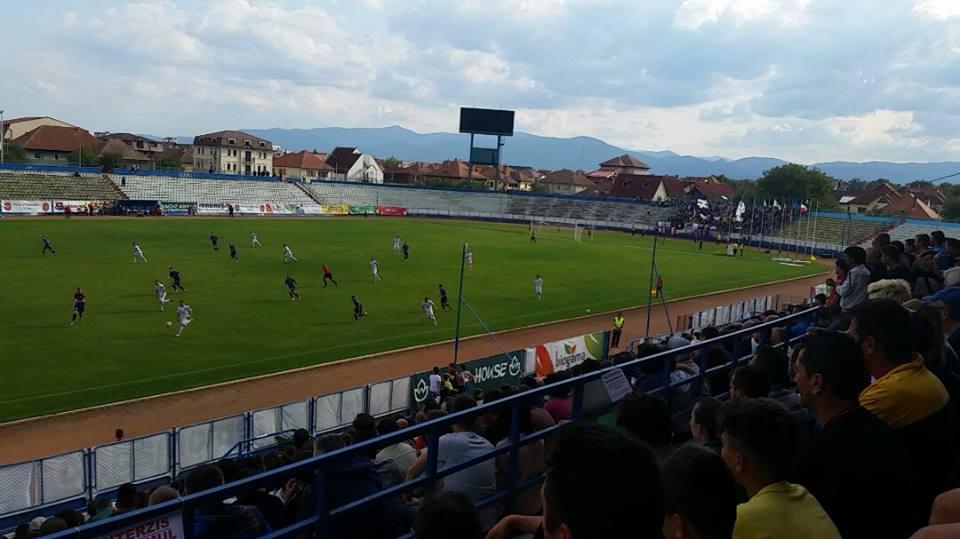 Sibiul rămâne pe primul loc. FC Hermannstadt a câștigat meciul cu Poli Timișoara
