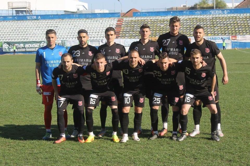 FC Hermannstadt joacă astăzi pe Municipal și invită sibienii la meci