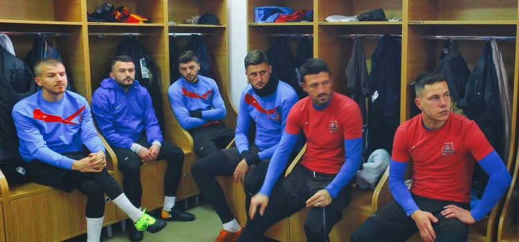 Interviu cu noile transferuri ale FC Hermannstadt: La ultimele meciuri veneau 50-100 de oameni în tribune. La Sibiu e altceva!