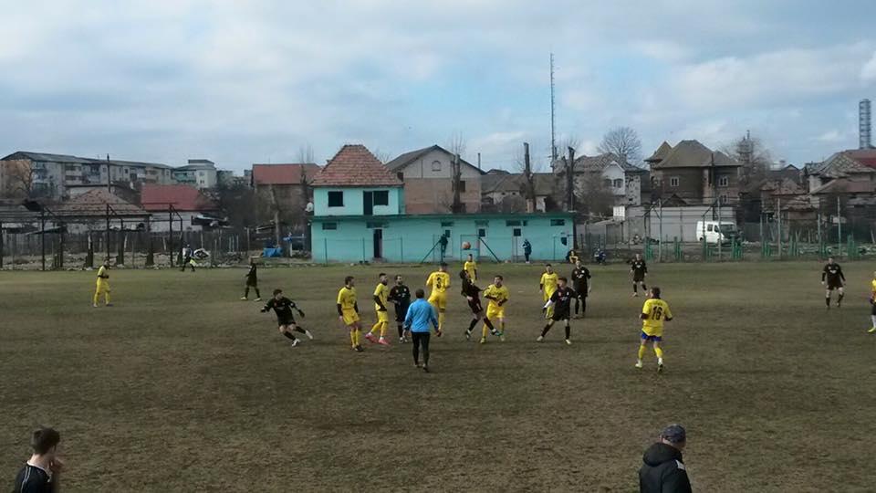 Înfrângere în amicalul de la Sebeş, pentru FC Hermannstadt