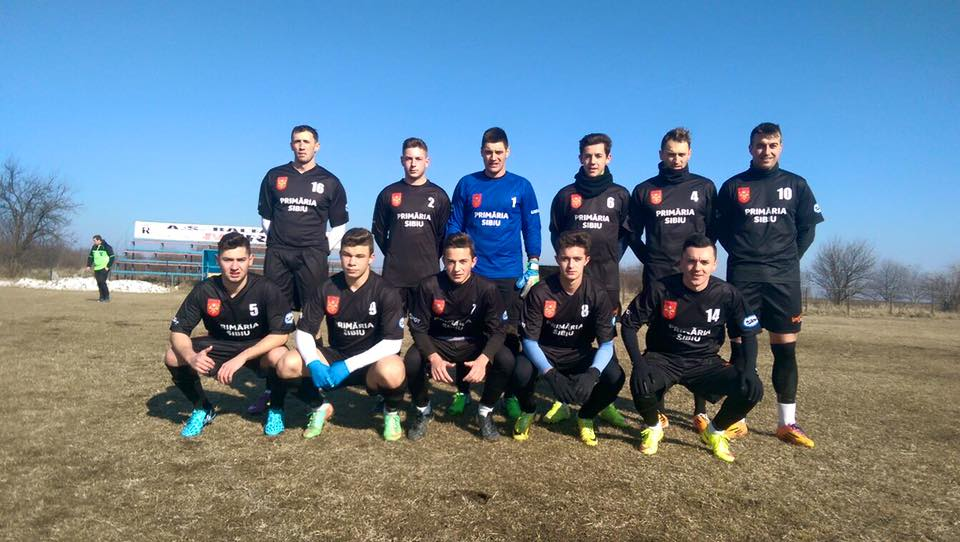Prima victorie din amicale pentru FC Hermannstadt