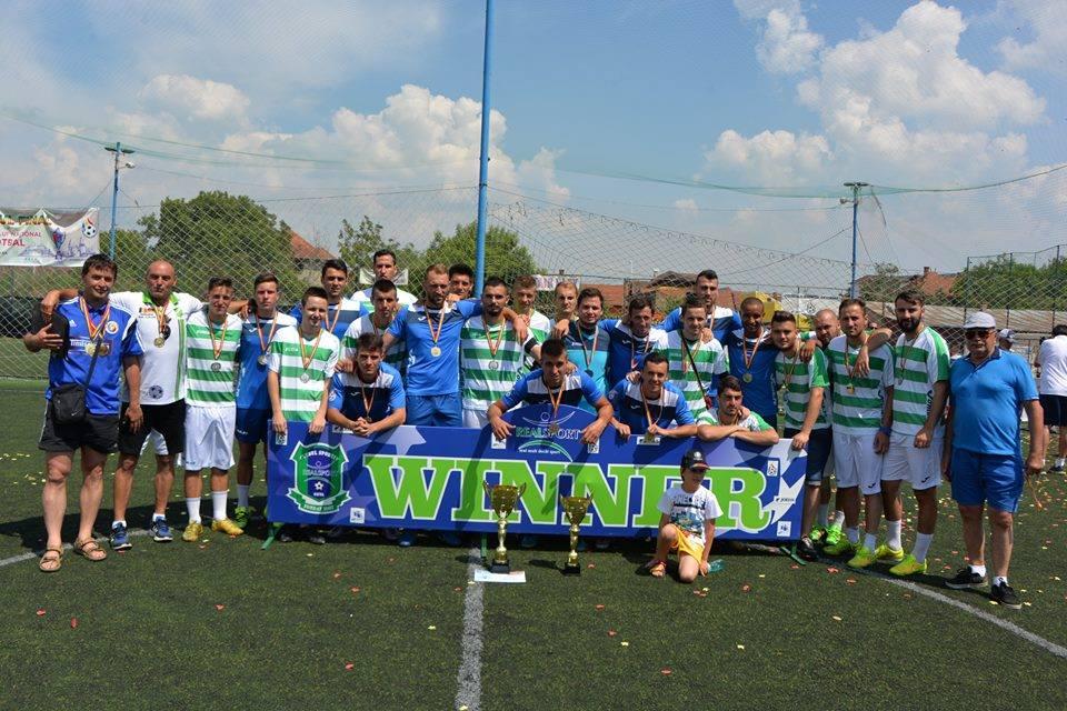 FC Hermannstadt, noua campioană a României la minifotbal