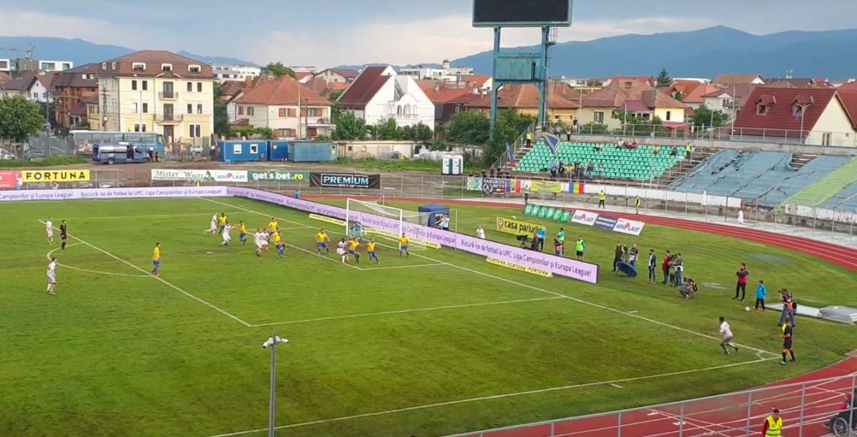 FC Hermannstadtrămâne în Liga 1, deocamdată. Victorie extremă cu Dunărea Călărași