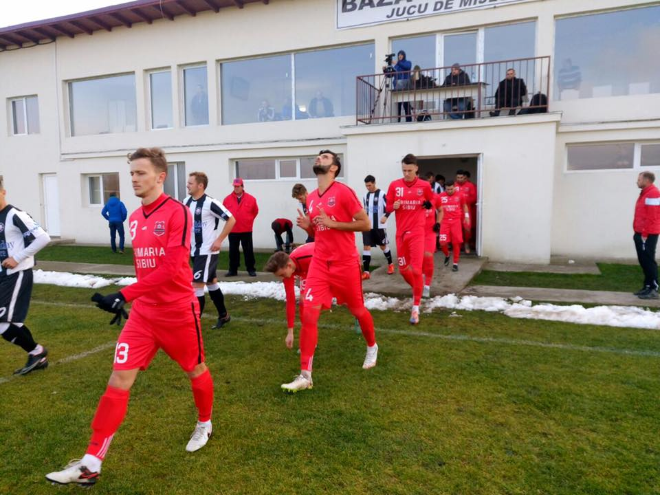 FC Hermannstadt se reunește în 16 ianuarie. Noi antrenori