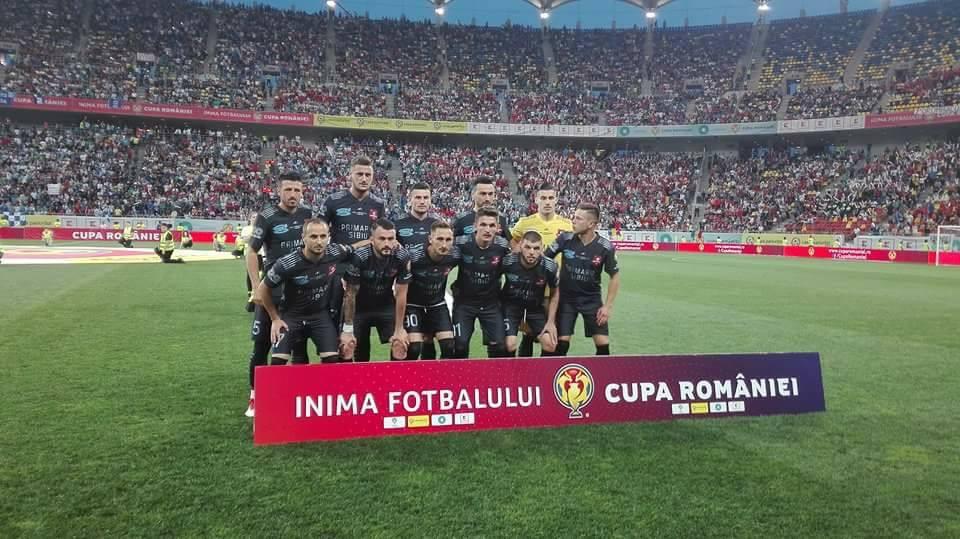 Echipa de Liga I a Sibiului primește 2,4 milioane de lei de la oraș