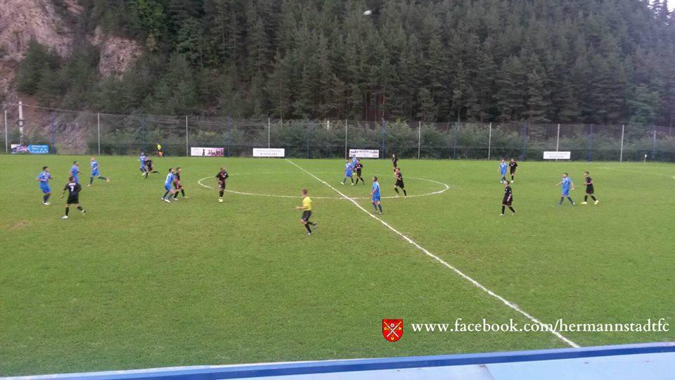 Se cunosc adversarele din Cupa României – zona Sibiu. FC Hermannstadt – Pӑltiniș Rӑșinari, cel mai puternic duel
