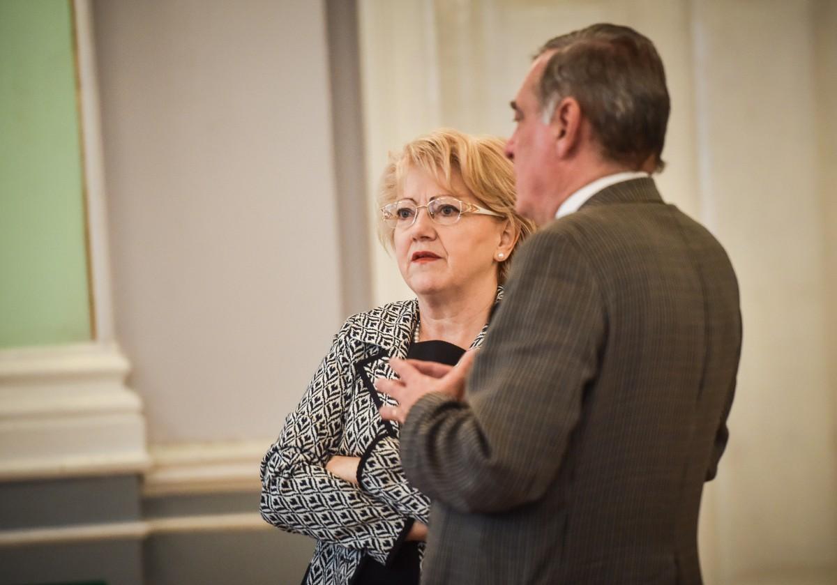 Porr: Suspendarea doamnei Fodor a fost o porcărie juridică, nu politică
