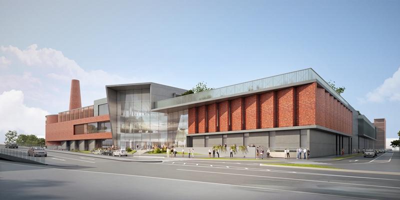 Noul mall, deschis până la finalul anului. 135 de magazine