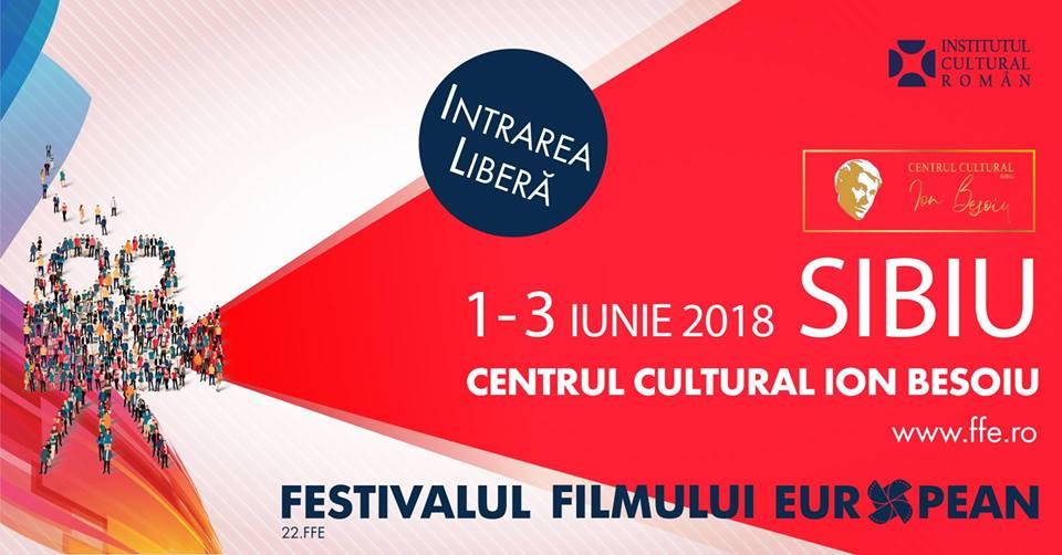Trei zile de filme bune la Festivalul Filmului European Sibiu