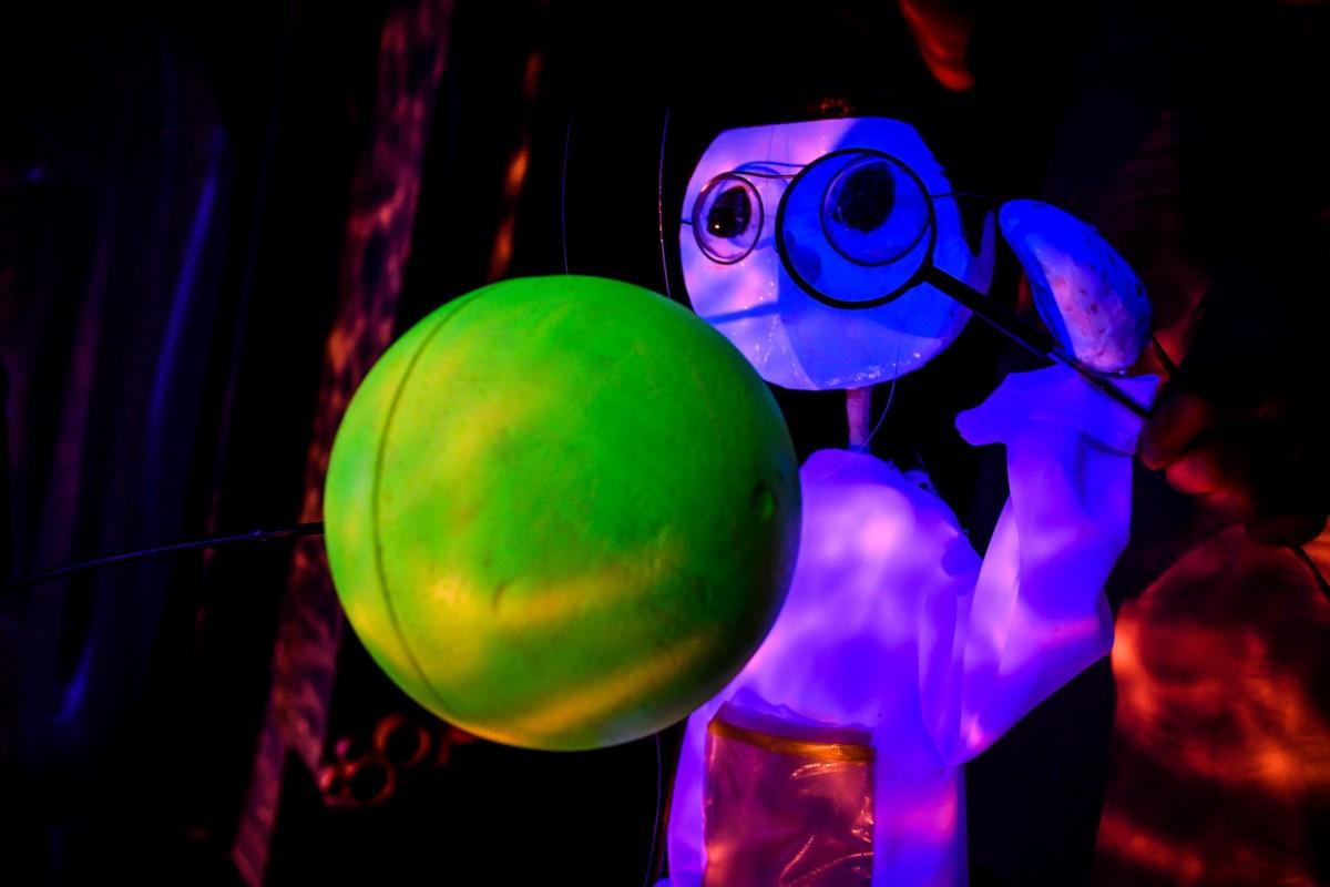 Spectacol pentru copiii sub 3 ani, în premieră la Gong