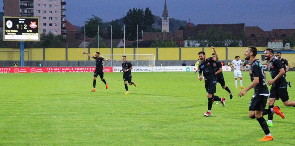 """FC Hermannstadt joacă """"acasă"""" cu Voluntari. """"Avem nevoie mare de suporteri"""""""