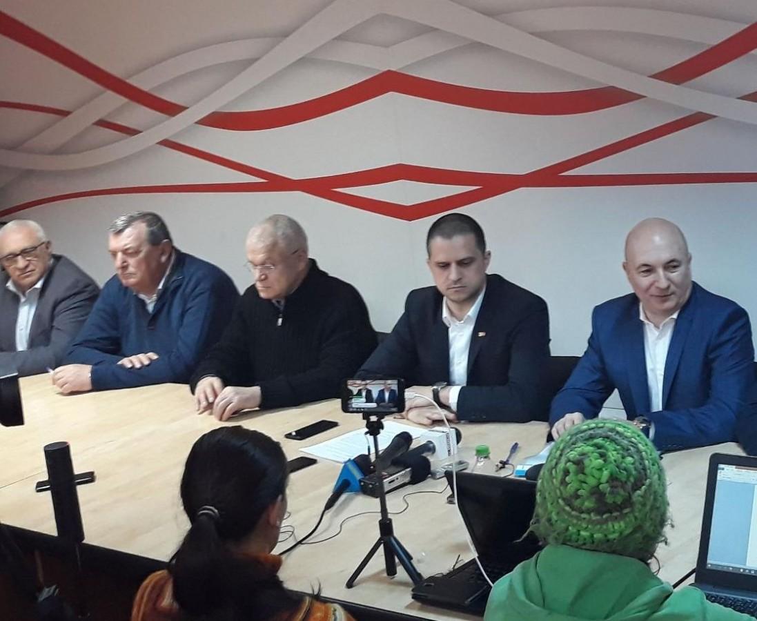 PSD Sibiu: Ipocrizia PNL e dusă la maxim (CP)