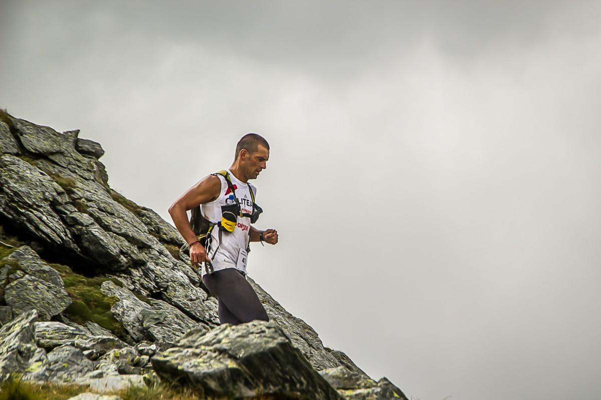 500 de participanţi la ultra-maratonul pe teren accidentat de la Bâlea Lac