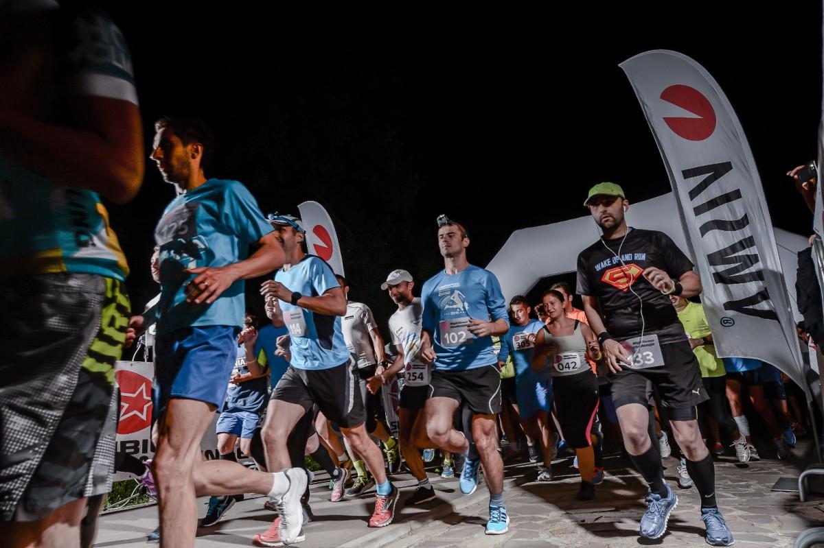 700 de alergători se aliniază în această seară la startul Night Cross Challenge