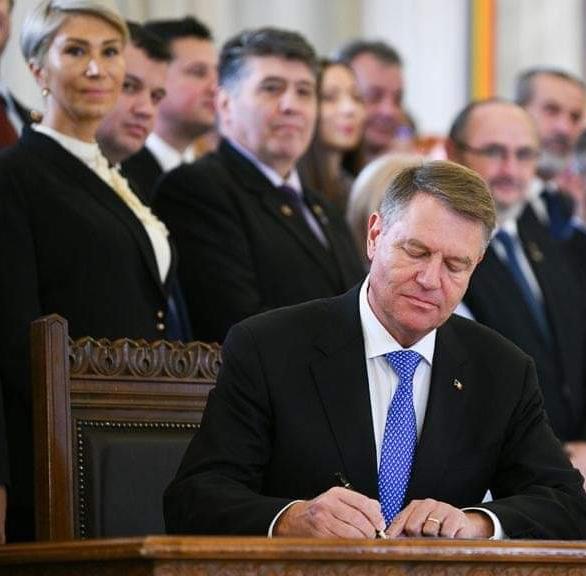 Raluca Turcan: Președintele Klaus Iohannis cheamă românii să scape țara de corupți!