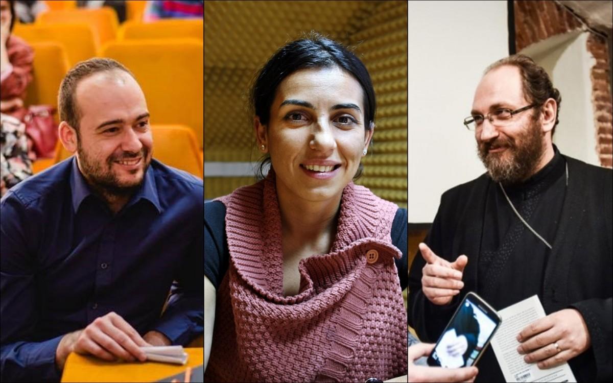 Trei sibieni, nominalizați la Oamenii Timpului. Îi poți vota online