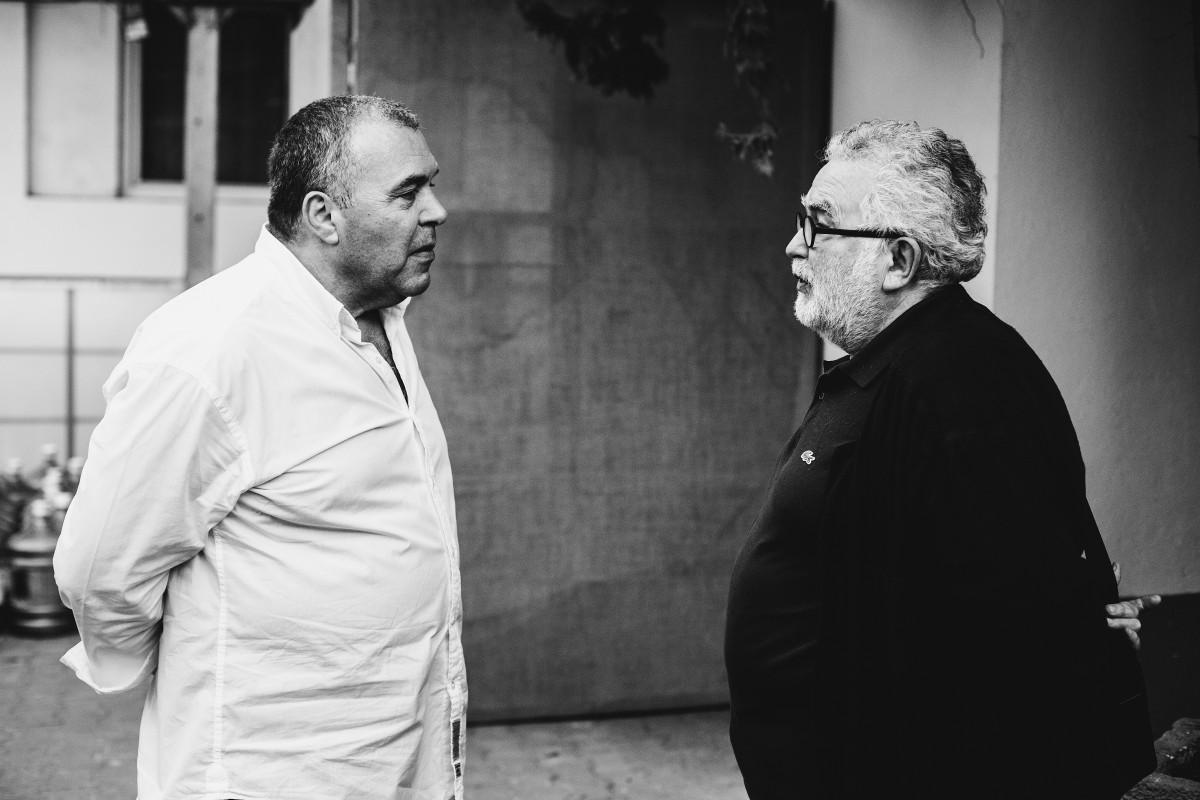 Constantin Chiriac, prezent la Paris pentru seara aniversară dedicată lui George Banu
