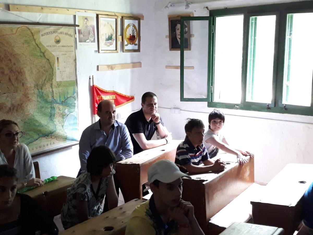 PSD Sibiu, acțiune cu copiii dintr-un centru de plasament