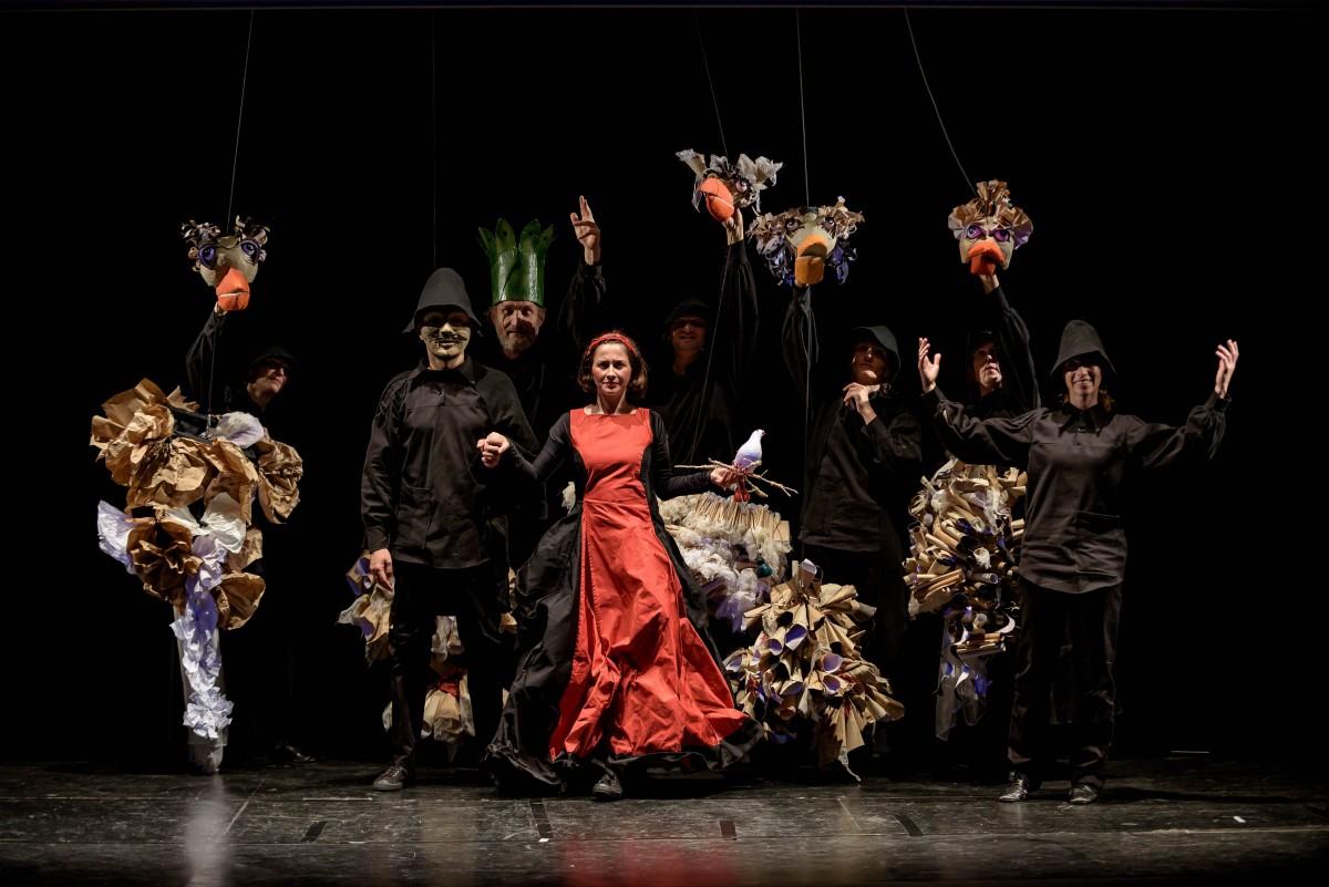 Teatrul Gong la început de 2019: producții senzoriale, teatru de umbre și marionete